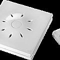 Sécurité : des <b>détecteurs</b> de <b>fumée</b> design et discrets