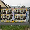 mars 2011 cantonales panneaux affichage