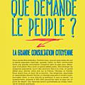 Le pcf vous consulte pour qu'émerge les exigences populaires et ouvrir des solutions à la crise systémique