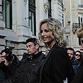 Paris fashion week : people