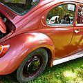 COX VW-ANNEES 1970-MARCHE PIED CHROME