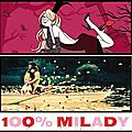Challenge 100% milady
