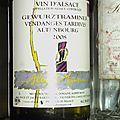 Chaource, Brillat-Savarin et Dugat-Py, crème de litchi et Vendanges tardives de Mann, <b>Altenbourg</b> <b>2008</b>