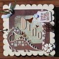 Mini-album Dino