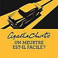 Un Meurtre est-il facile ? (Murder is easy) - Agatha <b>Christie</b>