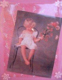 Lisa B - flower girl (scotland UK) 21 oct 06