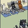 Humour - le sport vu par les chats...