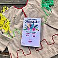 J'ai lu : Les Possibles de <b>Virginie</b> Grimaldi