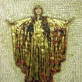 Columbia Subway station Mosaic