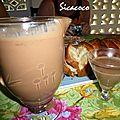 Chocolat a l'antillaise
