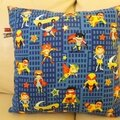 Coussin super heros 3
