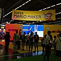 Stand Nintendo : Super Mario Maker