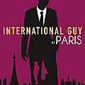 International Guy #1 : Paris de <b>Audrey</b> Carlan