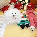 D'autres poupées en laine et de nouvelles bécassine en faveur du tricot solidaire !