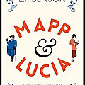 Mapp et lucia - tome 1 - edward frederic benson - editions payot & rivages