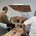 Simulateur de vol <b>Boeing</b> <b>777</b>