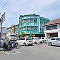 323e et 324e jour : Arrivée à Penang - <b>Malaisie</b> - Une nouvelle culture ! Et un nouveau climat...