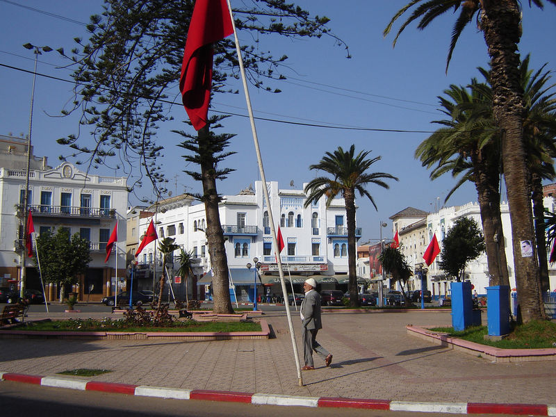 Lixus Larache Nord du Maroc