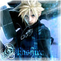 Commande de Okashira - Signature + avatar <b>Cloud</b> -