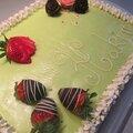 Quelques photos des derniers gâteaux faits :)
