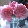 Des fleurs, des fleurs...