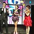 Jolin at the GCGC <b>North</b> <b>America</b> Concert