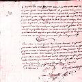 Le 27 janvier 1791 à Mamers : contribution foncière.