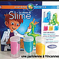 Si on fabriquait du slime