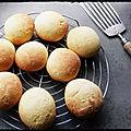 Petits pains [sans gluten]