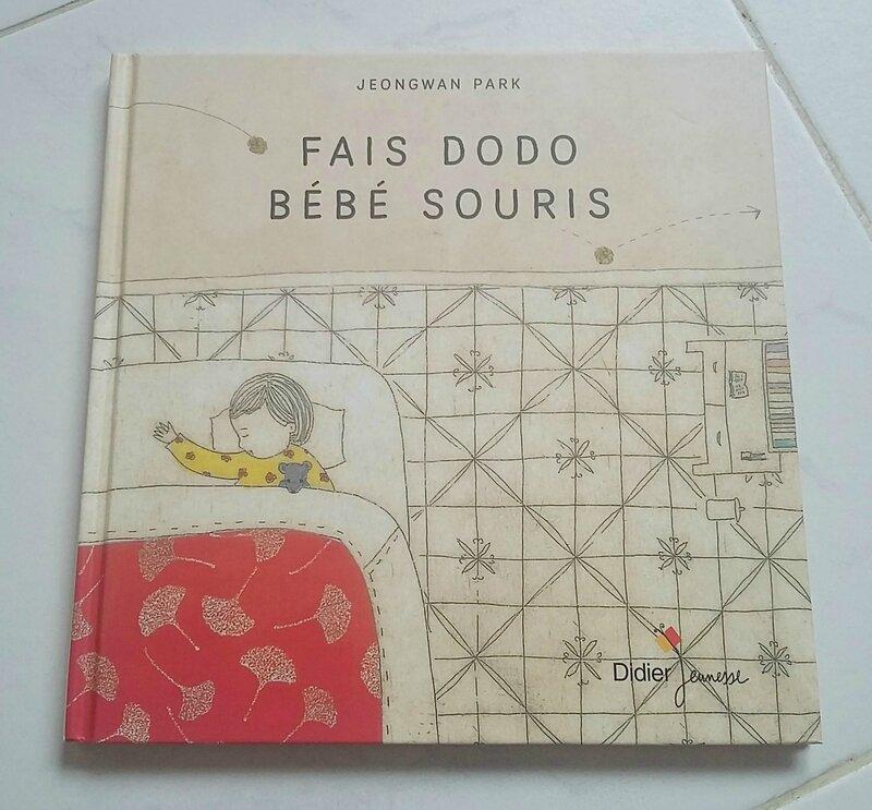 """""""Fais Dodo bébé souris"""" de Didier Jeunesse"""