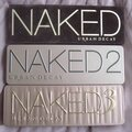 Urban decay : naked 1, naked 2 et naked 3, laquelle choisir ?