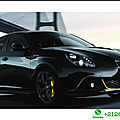 Location voiture Casablanca – Promotion <b>Alfa</b> <b>Roméo</b> Giuletta Sport 2019