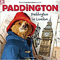 Paddington in London