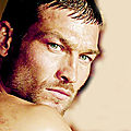 Flash sur ... <b>Andy</b> Whitfield de Spartacus à … !