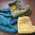 Quelques nouvelles tricotiques