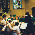 1999 08 23 - Concert Ermeton S/B avec école de musique