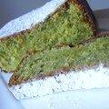 THE cake aux pistaches