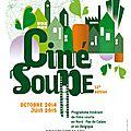 Ciné-soupe édition 2015