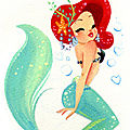 Sea Six and Sun : le dressing d'une <b>petite</b> <b>sirène</b> (petit budget)