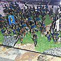 Projet 1815 : infanterie prussienne