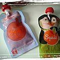 1er smoothie pour nos petites gourdes réutilisables #squiz