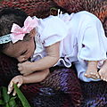 2013 - bébé reborn 2013 - Soraya (adoptée)