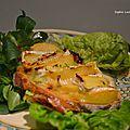 Tartines pomme et camembert