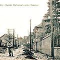 Explosion FOURMIES-Rue des Charbonniers