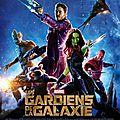 Les Gardiens de la Galaxie - de James Gunn - Juillet 2014