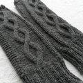 Reprise ... tricot ... crochet