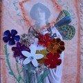 329 - Swap june flower partie chez Elz (Australia)