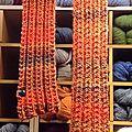 Des tricots pour finir l'hiver au chaud !
