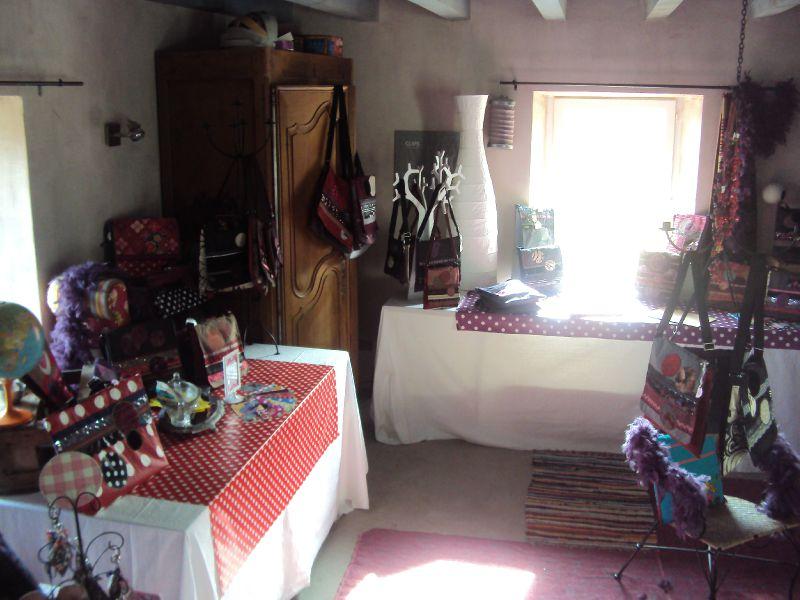 deuxième expo à la maison février2011