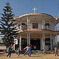 église Népalaise